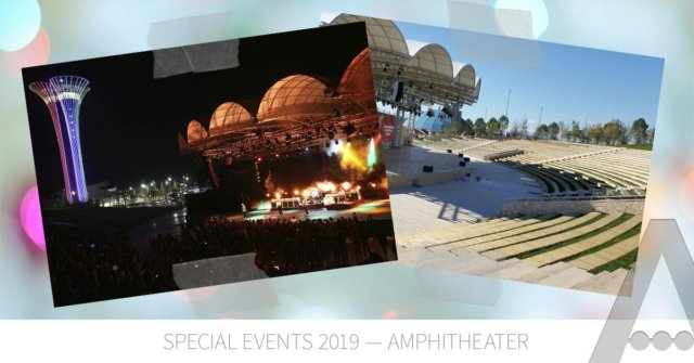 Abacuzz Event - EXPO Antalya Amphitheater