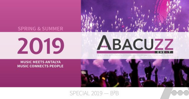 Abacuzz Event - Contact