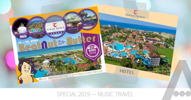 Abacuzz Event - Music Travel